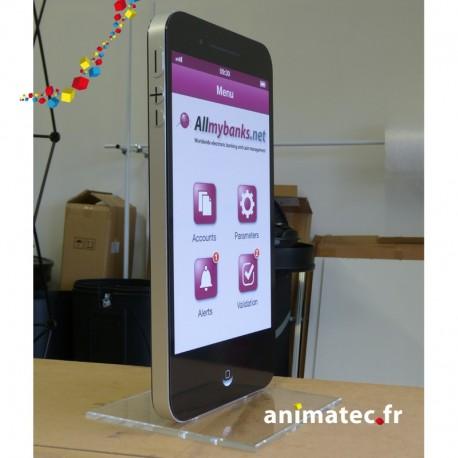 Iphone géant