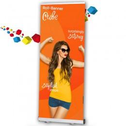 Rollup banner  Premium de 2 m de haut