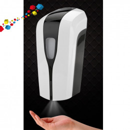 Distributeur automatique mural gel hydroalcoolique 920 ml