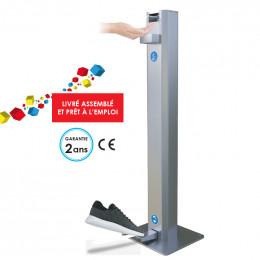 Distributeur de gel hydroalcoolique mécanique