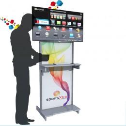 Kiosque grand écran