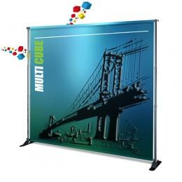 Photocall ou fond de stand de 3 m