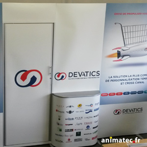 stand isoframe devatic